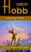 Asasinul Regal (seria Trilogia Farseer  vol.2 - partea 1) de Robin Hobb  -Carti bune de citit
