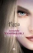 Furia (seria Jurnalele Vampirilor 3) de L. J. Smith  -Carti bune de citit
