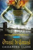 Orasul de Cenusa (seria Instrumente Mortale 2) de Cassandra Clare  -Carti bune de citit